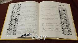 Stan Lee Signed Senior High School Yearbook 1939 Amazing Fantasy 15 Excelsior
