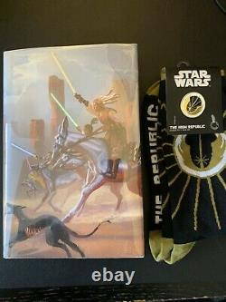 Star Wars High Republic Light Of The Jedi Special Edition Signed