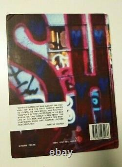 Stay High 149 Signed! Graffiti Book No Seen Moses Taps Magazine Jepsy Cope2