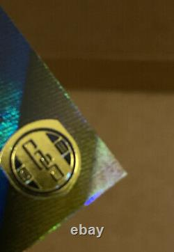 Stephen Curry Logoman Auto 2010/11 Gold Very Nice High End Card 48/199
