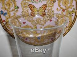 Steuben Large Crystal Vase 12 High