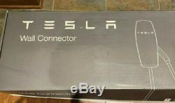 Tesla High Powered Wall Connector/Charger Matte Black Elon Musk Signed edition
