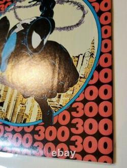 The Amazing Spider-Man 300 High Grade Signed Todd McFarlane Marvel 1988