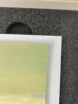Tomas Sanchez Meditador En La Orilla High Quality Print Released By Avant-Arte