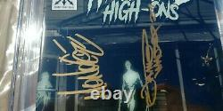 Twiztid Haunted High ons COMIC nycc 2017 CGC signed 42/200 RARE 9.8 ICP