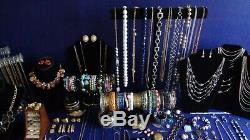 Vintage Jewelry Lot High End, Quality, Signed, FREE PRIORITY SHIPPING