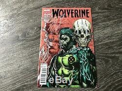 Wolverine 310 1100 Platt Variant Signed no/coa HIGH GRADE See Pics